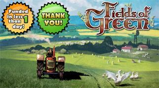 GaGa Games локализирует настольную игру Fields of Green