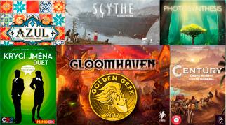Объявлены победители премии Golden Geek Awards 2017