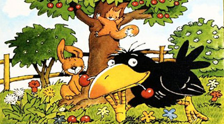 Время собирать вишни: анонс локализации детской игры