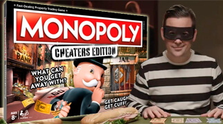 Monopoly: Cheaters Edition - Монополия для жуликов
