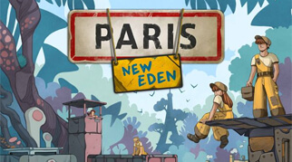Анонс игры Paris: New Eden