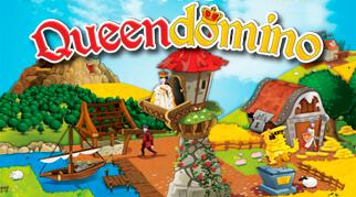 Queendomino - самостоятельное дополнение к игре Kingdomino