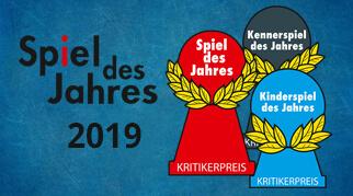 Объявлены победители премии Spiel des Jahres 2019