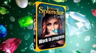 К настольной игре Splendor выйдет дополнение