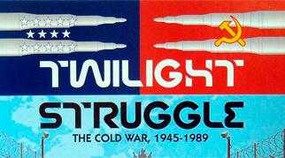 GaGa Games локализирует легендарную игру Twilight Struggle