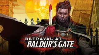 Wizards of the Coast анонсировало игру Предательстве в Балдурс Гейте