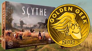 Лауреаты премии Golden Geek Award 2016