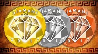Подведены итоги настольной премии Diamant D'or 2017