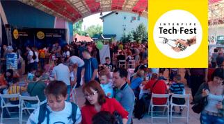 Дом Игр побывал на Interpipe TechFest 2017