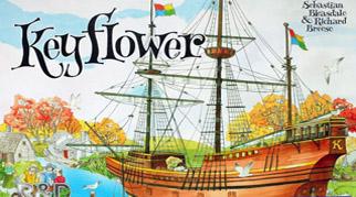 Осенью выйдет локализация игры Keyflower