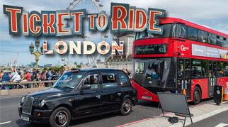 Анонс игры Ticket to Ride: London