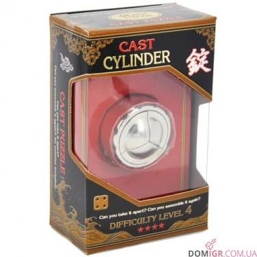 Цилиндр 4* - головоломка