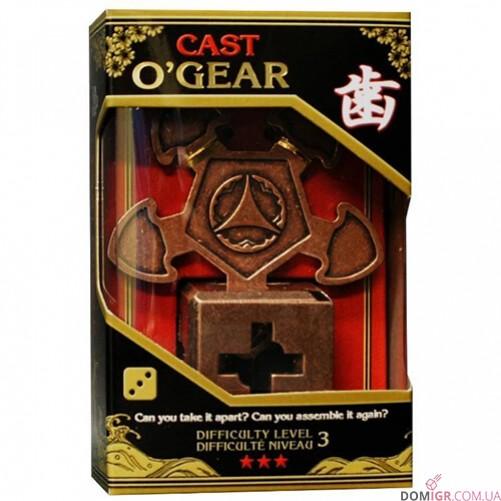 Cast Puzzle O`Gear 3* - головоломка