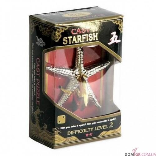 Морская Звезда 2* - головоломка