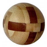Ball Puzzle - бамбукова головоломка