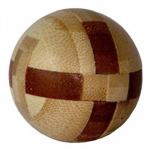 Ball Puzzle - бамбуковая головоломка