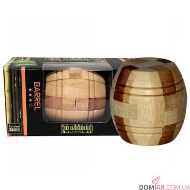 Barrel Puzzle - бамбуковая головоломка
