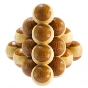 Cannon Balls Puzzle - бамбуковая головоломка