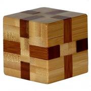 Cube Puzzle - бамбуковая головоломка