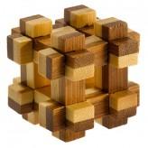 Prison House Puzzle - бамбуковая головоломка