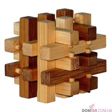 Slide Puzzle - бамбуковая головоломка