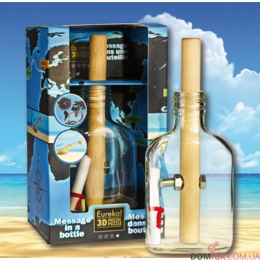 Message in a Bottle - головоломка в бутылке