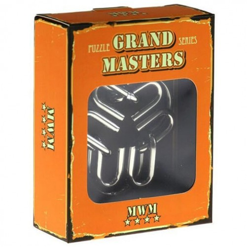 MWM 4* Grand Master - головоломка