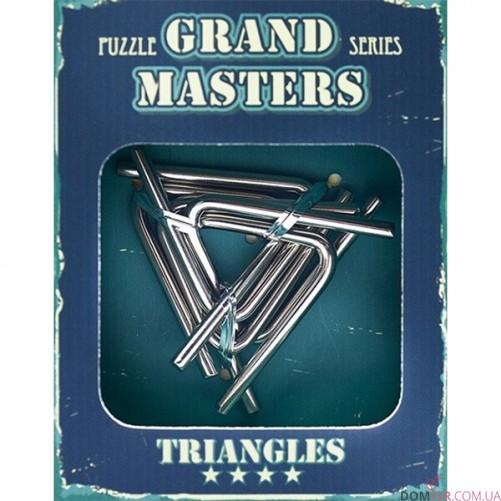 Треугольники 4* - головоломка