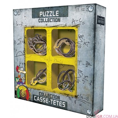 Expert Metal Puzzles Collections