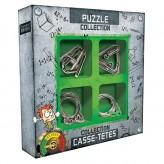 Junior Metal Puzzles Collections