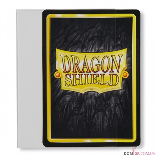 Dragon Shield Perfect Fit Sideloader - Clear - Протекторы 100шт