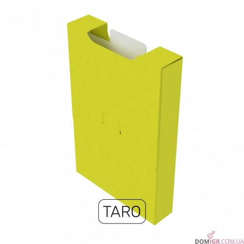 Картотека Meeple House Uniq Card-file TARO (толщиной 20 мм) - в ассортименте