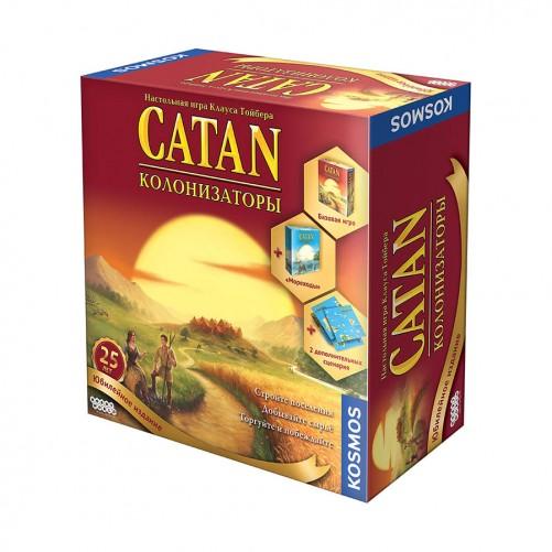 Колонизаторы (CATAN): Юбилейное издание