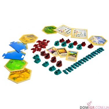 CATAN: Расширение для 5-6 игроков