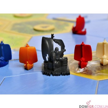 CATAN: Мореходы, Колонизаторы