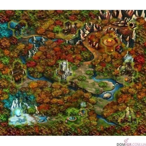 Лес: Легенда о Мантикоре