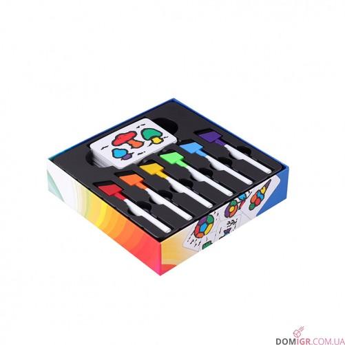Скоростные Цвета - картонная упаковка