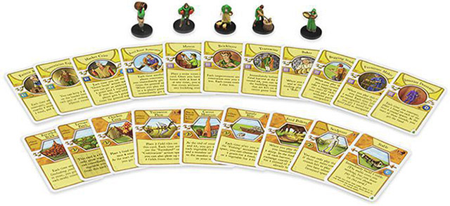 Дополнение Agricola Game Expansion: Green