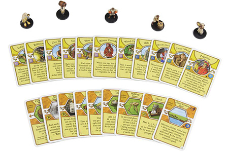 Дополнение Agricola Game Expansion: White