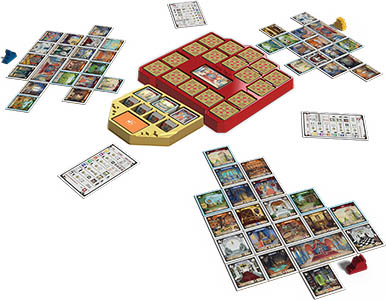 Настольная игра Between Two Castles of Mad King Ludwig