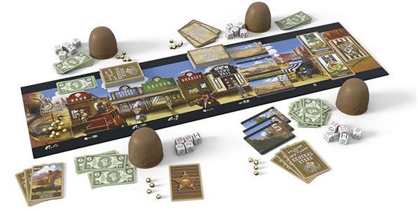 Настольная игра Dice Town Revised Edition