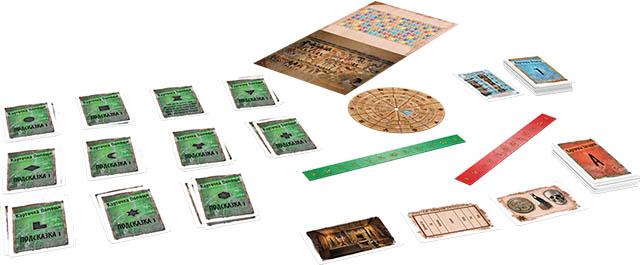 Настольная игра Exit-Квест: Гробница фараона