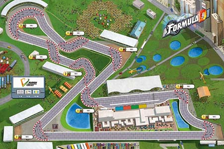 Дополнение Formula D Circuits 4 – Grand Prix of Baltimore & Buddh
