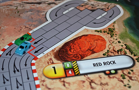 Дополнение Formula D: Circuits 6 – Austin & Nevada Ride