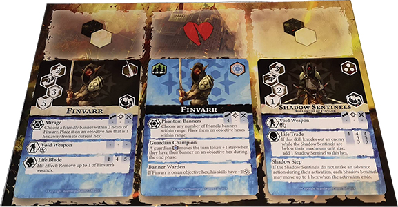 Настольная игра Godtear: The Borderlands Starter Set