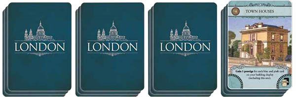 Настольная игра London Second Edition