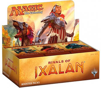 ККИ Magic The Gathering: Rivals of Ixalan - Booster