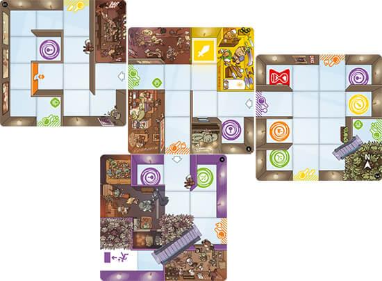 Настольная игра Магомаркет, Magic Maze