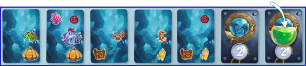 Настольная игра Oceanos