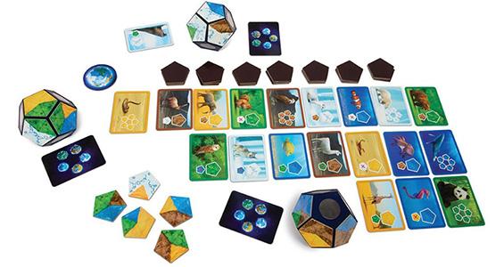 Настольная игра Planet